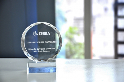 Zebra announced its official distributor of barcode scanners and printers in Vietnam